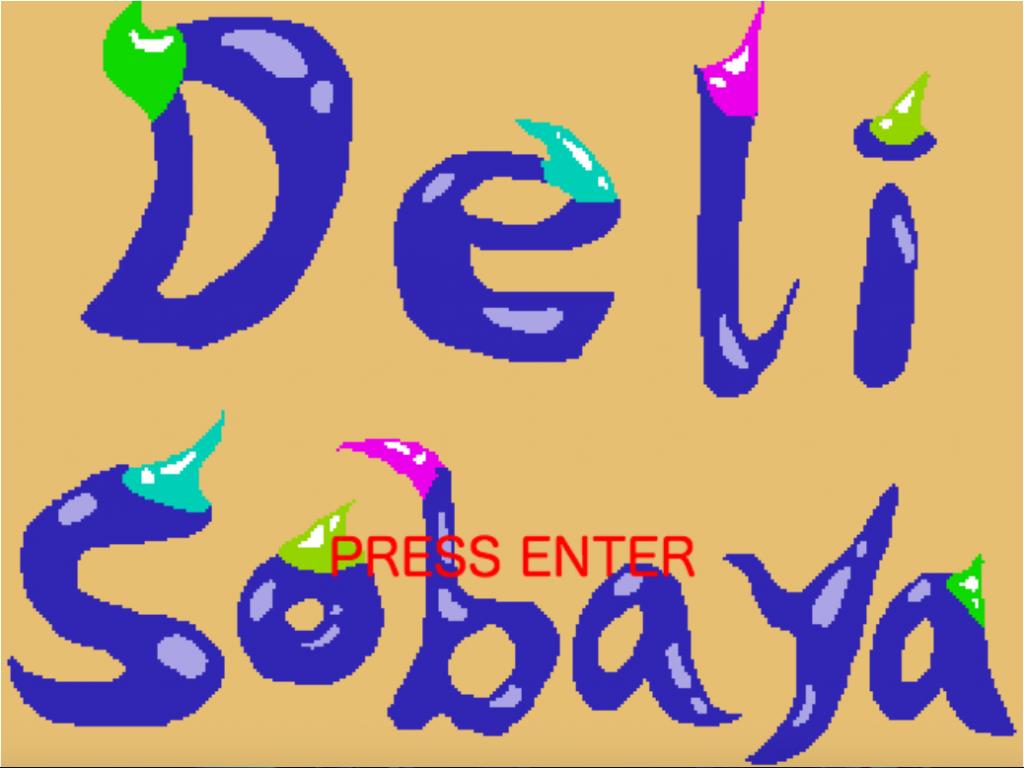 DeliSobayaのタイトル画像