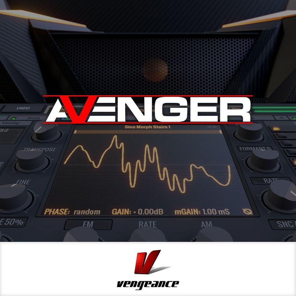 ソフトシンセ「Avenger」のここがすごい! | 東京工業大学デジタル創作