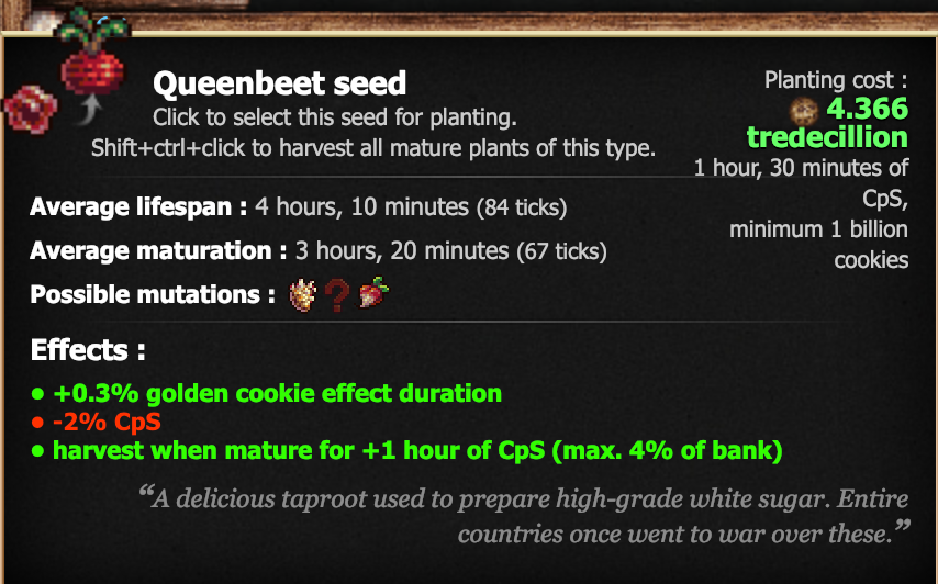 Queenbeet